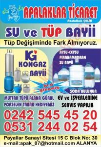 APALAK TİCARET