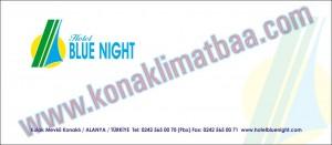 Blu night ZARF