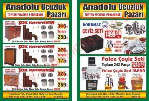 anadolu ucuzluk pazarı
