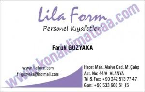 lilaform